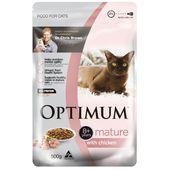 Optimum Mature Cats