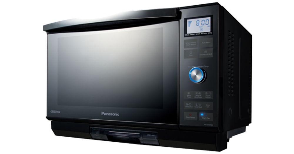 Panasonic NN-DS592B / NN-DS592BQPQ Reviews - ProductReview