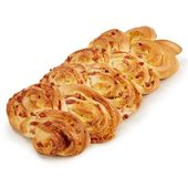 Bakers Delight Cheese and Bacon Twisted Delight