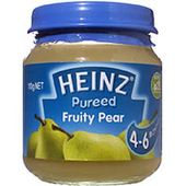 Heinz Fruity Pear