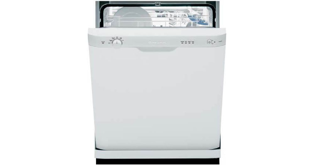 ariston dishwasher manual l63