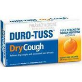 Duro-tuss Dry Cough Lozenges