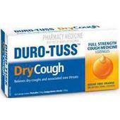 Duro-tuss Dry Cough Lozenges