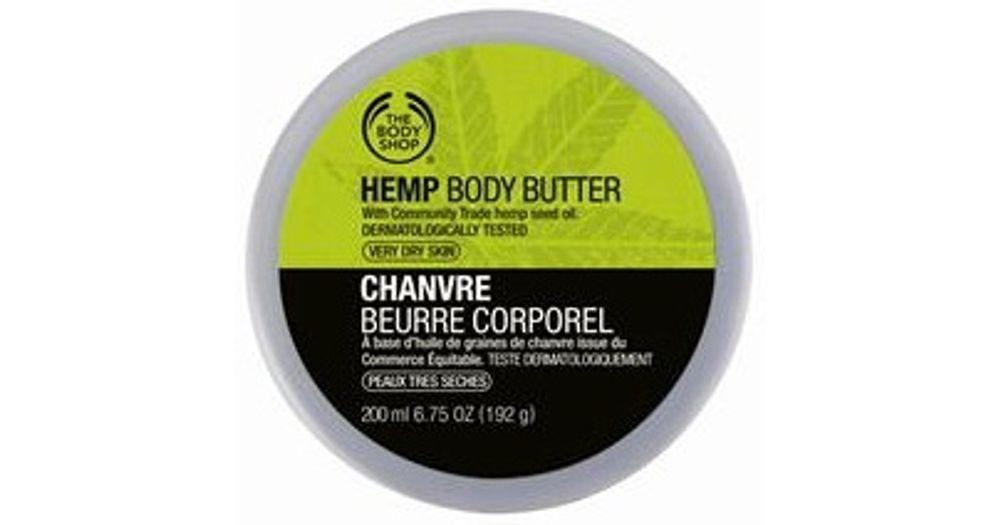 The Body Shop Hemp Reviews - ProductReview com au