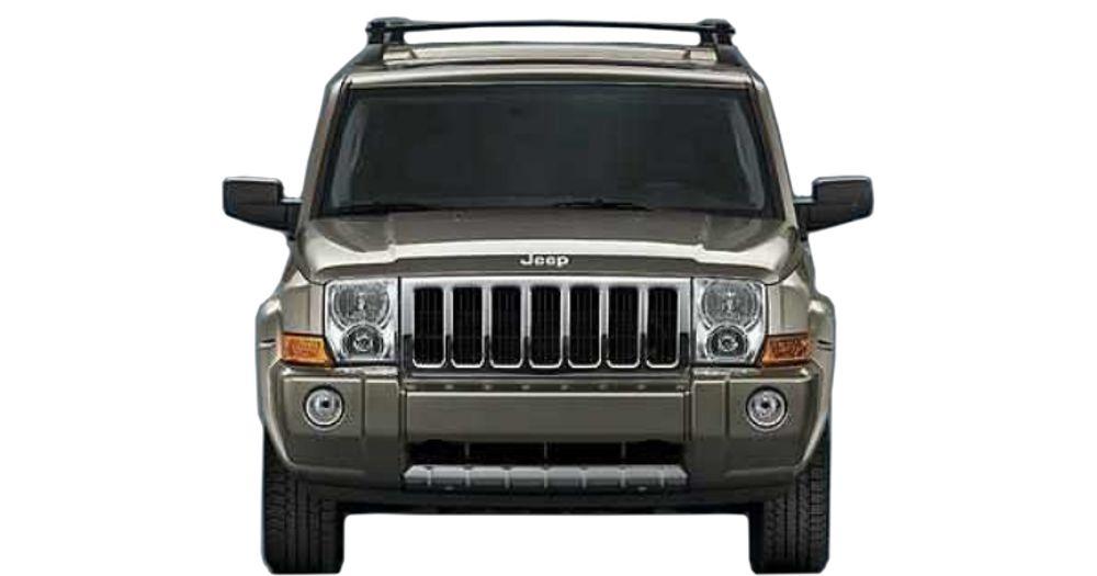 2007 jeep commander 5.7 hemi towing capacity