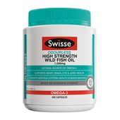 Swisse Ultiboost Odourless Wild Fish Oil
