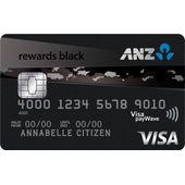 ANZ Rewards Black