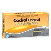 Codral Original Cold & Flu MAX