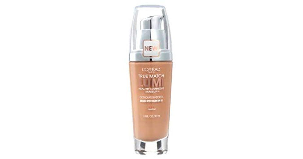 L'Oreal True Match Lumi Healthy Luminous Makeup Reviews - ProductReview.com.au ?