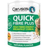 Caruso's Natural Health Quick Fibre Plus