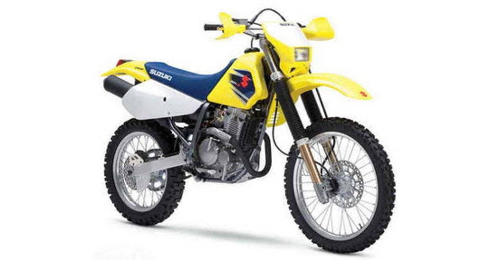 2007 suzuki 50 dirt bike