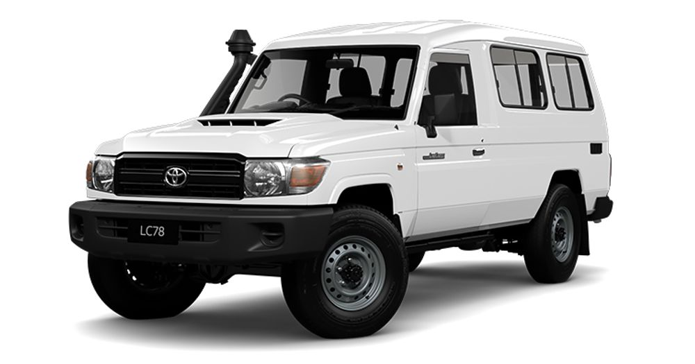 Toyota LandCruiser 70 Series Reviews - ProductReview com au