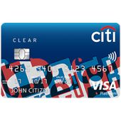 Citibank Clear Platinum