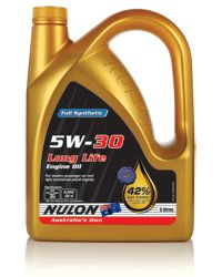 Full Synthetic 5W-30 / 5W-40 Long Life