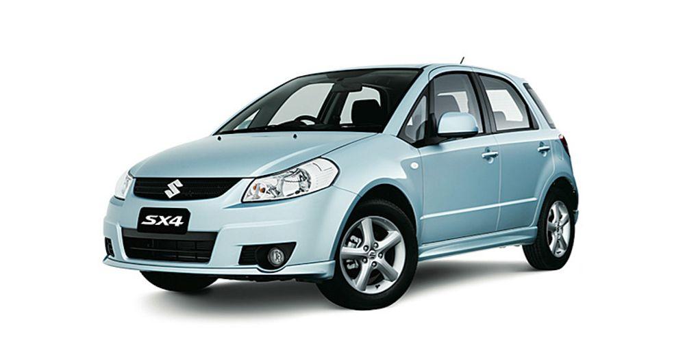 Suzuki SX4 GY Reviews - ProductReview com au