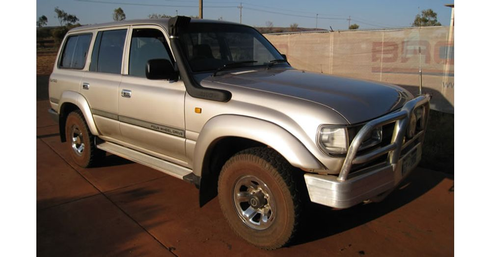 Toyota Landcruiser 80 (1988-1997) Questions - ProductReview com au