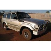 1989-1997 Toyota Landcruiser 80 Series