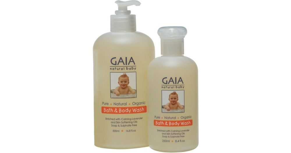 Gaia Natural Baby Bath Amp Body Wash Reviews Page 4