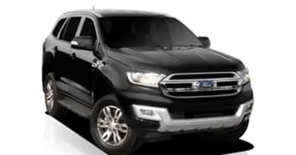 Ford Everest Reviews - ProductReview com au
