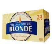 Cape Cyan Natural Blonde