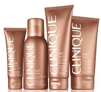 self tan clinique