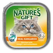 Nature's Gift Cat Wet Food