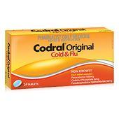 Codral Cold & Flu Original