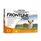 Frontline Plus Plus for Small Dog (0-10kg)