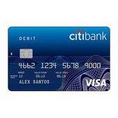 Citibank Debit card