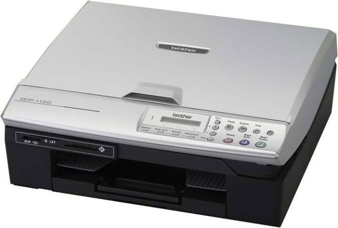 driver stampante brother dcp-115c