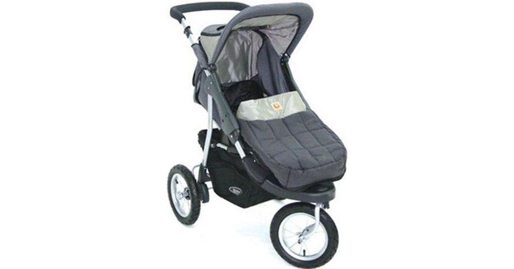 Ebony 3 Wheel Jogger