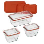 Pyrex Bake, Serve 'N Store Set