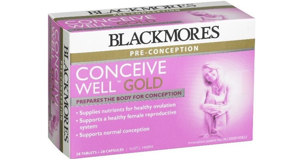 Conceive Well Gold