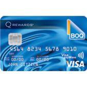 Bank of Queensland Blue Visa