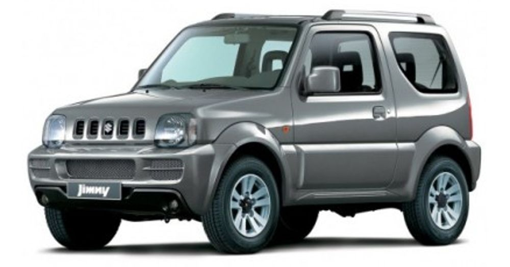Suzuki Jimny (1998-2019) Questions (page 2) - ProductReview