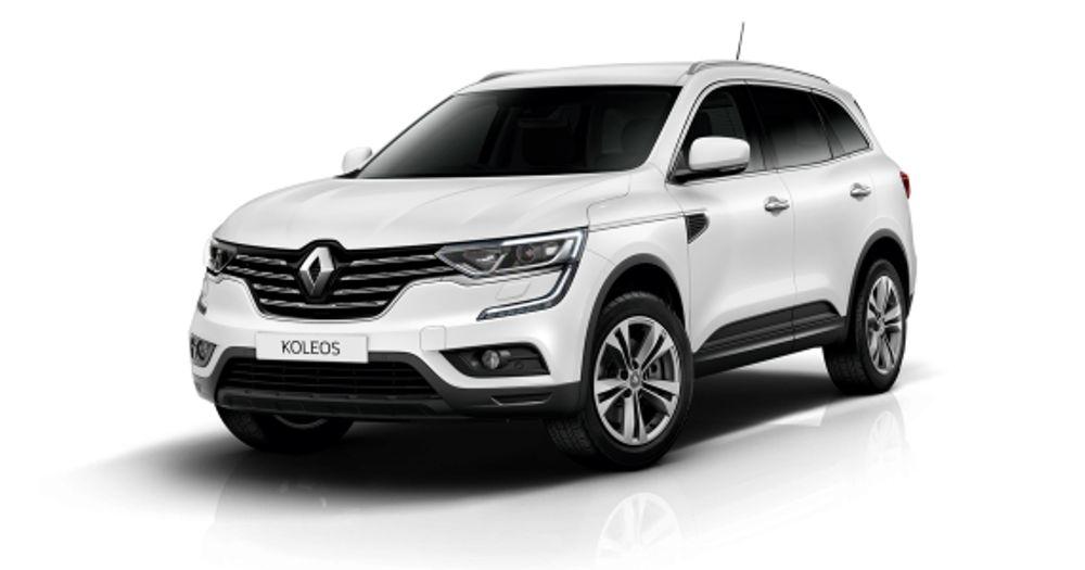 Renault Koleos Injection System Fault – transport