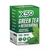 Tribeca Health Green Tea X50