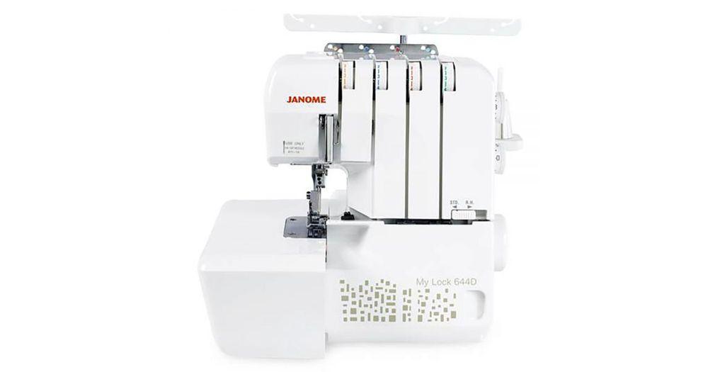 14c15c484c2ed4 Janome MyLock 644D Reviews - ProductReview.com.au