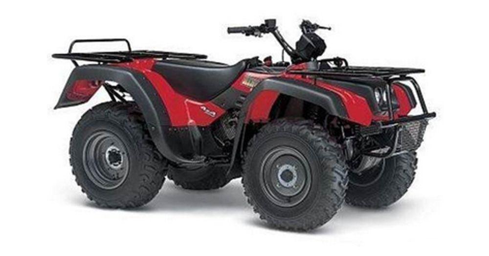 KingQuad 300 4x4