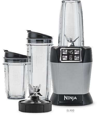 מעולה  Nutri Ninja with Auto-iQ BL480 Reviews - ProductReview.com.au AB-06