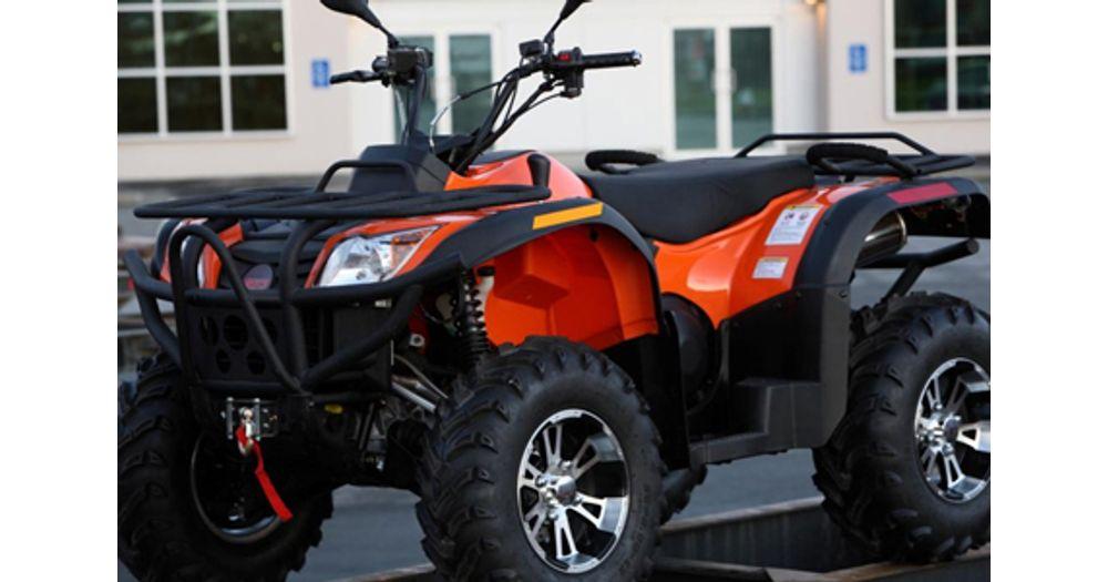 Crossfire Rubicon ATV 500cc