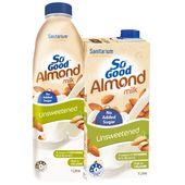 Sanitarium So Good Almond Milk Unsweetened