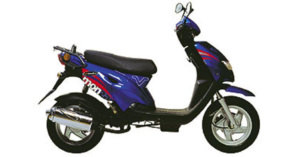 Monza JP50
