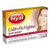 Nyal Cold & Flu Fighter Day & Night