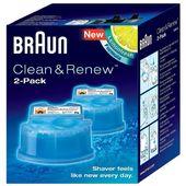 Braun CCR2 Clean & Renew Cartridge
