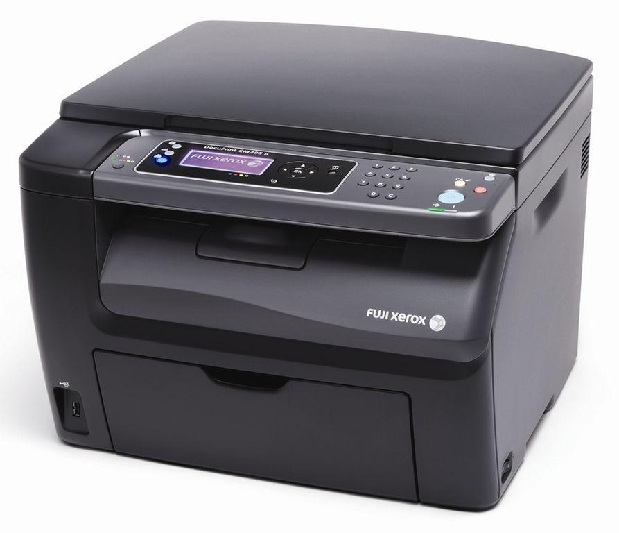 driver printer fuji xerox m205b