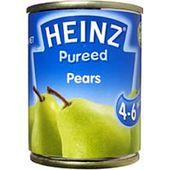 Heinz Pureed Pears