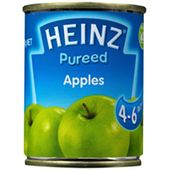 Heinz Pureed Apples