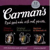 Carman's Variety 12 Pack of Bars