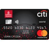 Citibank Emirates Citi World Mastercard